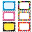 Creative Teaching Press™ Toddler - 12th Grades Designer Cut-Out Card Accents, Poppin Patterns®