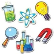 "Creative Teaching Press™ 6"" Designer Cut-Outs, Science Lab"