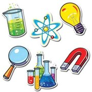 "Creative Teaching Press 6"" Designer Cut-Outs, Science Lab"