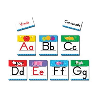 Creative Teaching Press Bulletin Board Set, Alphabet