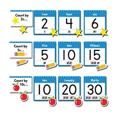 Creative Teaching Press Bulletin Board Set, Numbers 0-30