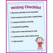 Creative Teaching Press™ Writing Checklist Chart, 22(H) x 17(W)