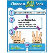 Creative Teaching Press™ Choose A Just Right Book Checklist Chart