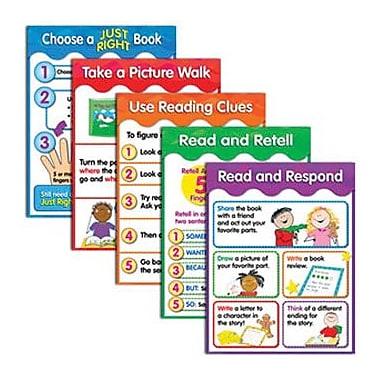 Creative Teaching Press™ Ready Read Set 5-Chart Pack