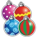 Creative Teaching Press™ 6in. Designer Cut-Outs Variety Pack, Holiday Ornaments