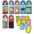 Creative Teaching Press™ Door Hangers Bulletin Board Set, Where Are We?