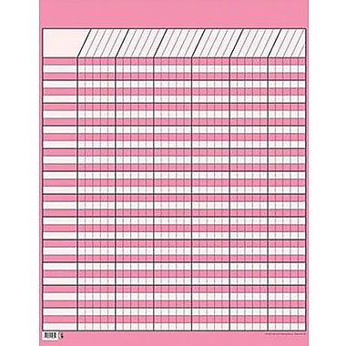Creative Teaching Press™ Large Vertical Incentive Chart, Pink