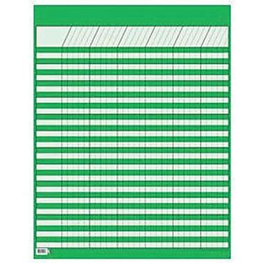 Creative Teaching Press™ Large Vertical Incentive Chart, Green