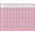 Creative Teaching Press™ Large Horizontal Incentive Chart, Pink