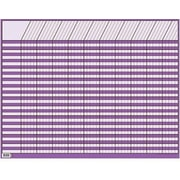 Creative Teaching Press™ Large Horizontal Incentive Chart, Purple