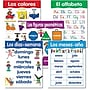 Creative Teaching Press Spanish Basic Skills Chart