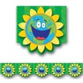 Creative Teaching Press™ Pre School - 8th Grades Scalloped Bulletin Board Border, Earth Friendly
