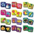 Creative Teaching Press™ Seasonal Calendar Days, Poppin' Patterns®, 12/Pack