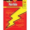 Creative Teaching Press™ Power Practice Place Value Math Book, Grades 3rd -4th