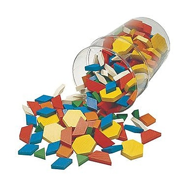 Learning Advantage™ Wood Pattern Blocks