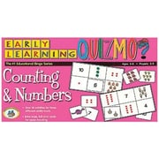 Learning Advantage™ Quizmo® Counting and Numbers Early Learning Game, Grades Pre Kindergarten - 3rd