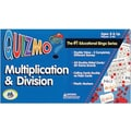 Learning Advantage™ Quizmo® Multiplication and Division Game, Grades 3rd+