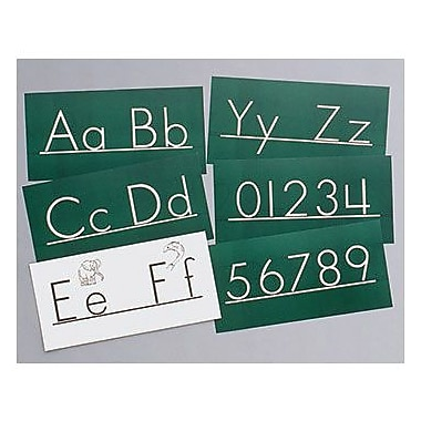Learning Advantage™ Alphabet Wall Card