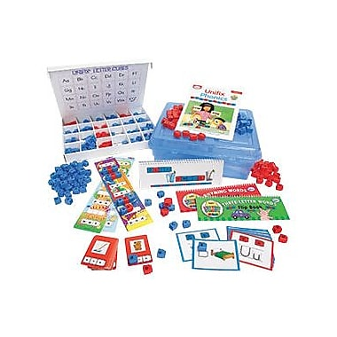 Didax® Unifix® Letter Sounds Activity Kit, Grades Kindergarten - 4th