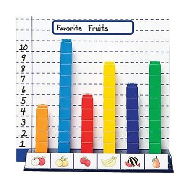 Didax® Unifix Graphing Base, Grades 1st - 5th