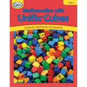 Didax® Mathematics With Unifix Cubes Book, Grades 2nd