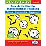 Didax® Dice Activities For Mathematical Thinking, Grades 5th