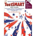 ECS Learning Systems TestSMART® Math Concepts Student Practice Book, Grades 7th