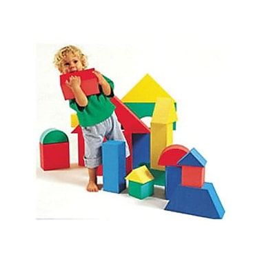 Edushape® Giant Blocks, 32 Pieces/Set