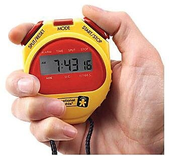 Educational Insights SchoolTime Stopwatch 687440