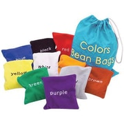 "Educational Insights® Colors Bean Bag, 4"" x 4 1/4"""