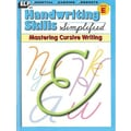 Essential Learning™ Handwriting Skills Simplified - Mastering Cursive Writing Book
