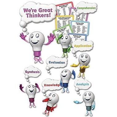 Edupress® Bulletin Board Set, We're Great Thinkers