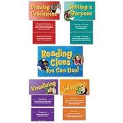 Edupress® Bulletin Board Set, Reading Comprehension Strategies