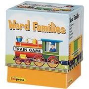 Edupress® Phonics Train Game - Word Families, Grades Kindergarten - 5th