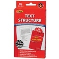 Edupress® Reading Comprehension Practice Card, Text Structure, Reading Level 2.0 - 3.5