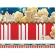 Edupress® pre-school - 12th Grades Straight Layered-Look Border, Popcorn