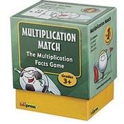 Edupress® Multiplication Match Last One Standing Math Game