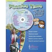 Edutunes Phonics Time CD Book Set