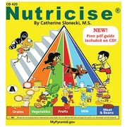 Educational Activities Nutricise CD