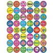 Eureka® Mini Stickers, Success Phrases