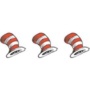 Eureka® Stickers, Dr. Seuss The Cats Hat Theme