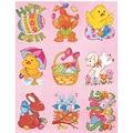 Eureka® Stickers, Seasonal Giant Easter