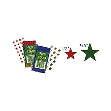 Eureka® 1/2in. Stars Stickers