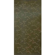 Eureka® Foil Stars Stickers, Gold