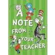 Eureka® Cat In The Hat Teacher Postcard