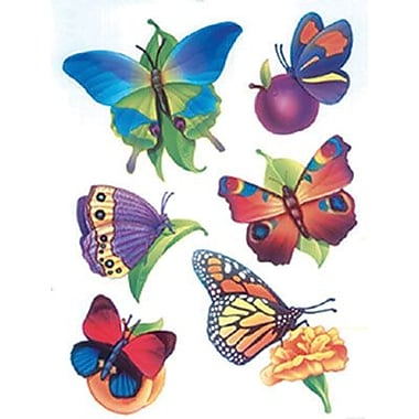 Eureka® Window Cling, Butterflies