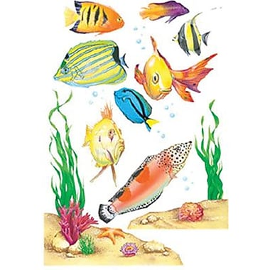 Eureka® Window Cling, Fish