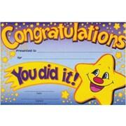 Eureka® Congratulations Award, You Did It!