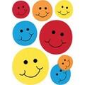 Eureka® Window Cling, Smiles