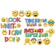 Eureka® Bulletin Board Set, Motivational Emoticons